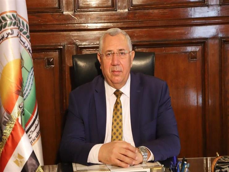 """رغم """"كورونا"""" وبدعم الرئيس.. وزير الزراعة: الدولة وفرت بكل ثقة الغذاء الآمن للشعب"""