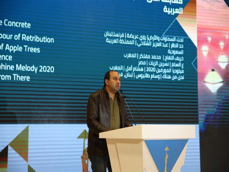 رامي عبدالرازق: لبنان الوحيد الذي ينافس على جوائز الروائي والوثائقي بمهرجان القاهرة
