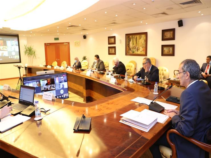 وزير الاتصالات يرأس الاجتماع الثاني للمجلس الوطني للذكاء الاصطناعي