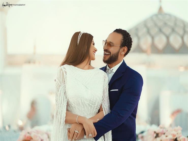 """هنادي مهنا: """"أحمد خالد صالح قالي بحبك لأول مرة في رسالة على الواتس آب"""""""