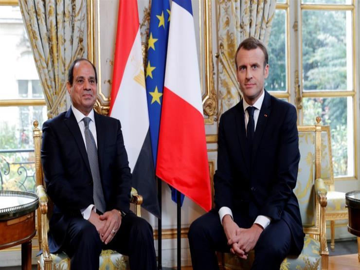 1.6 مليار دولار حجم التجارة في 9 أشهر.. العلاقات بين فرنسا ومصر في أرقام