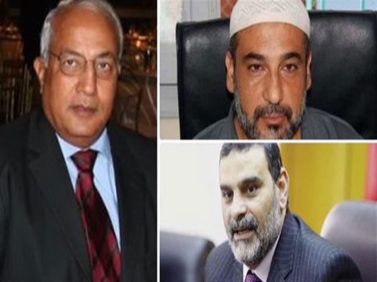 """""""السويركي وصفوان والأزهري"""".. تفاصيل سقوط 3 قيادات متهمين بدعم الإخوان في أسبوع"""