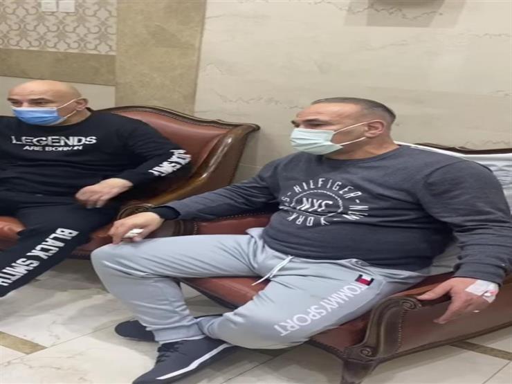 حسام حسن يكشف آخر تطورات الحالة الصحية لشقيقه إبراهيم بعد إصابته في حادث بالإسكندرية