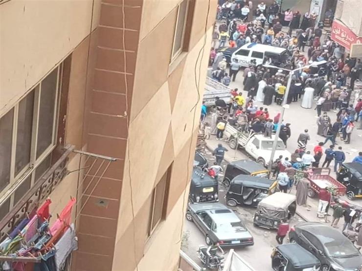 """مقتل شاب على يد عامل بفيصل.. والشهود: """"خلَّص عليه في لحظة"""""""
