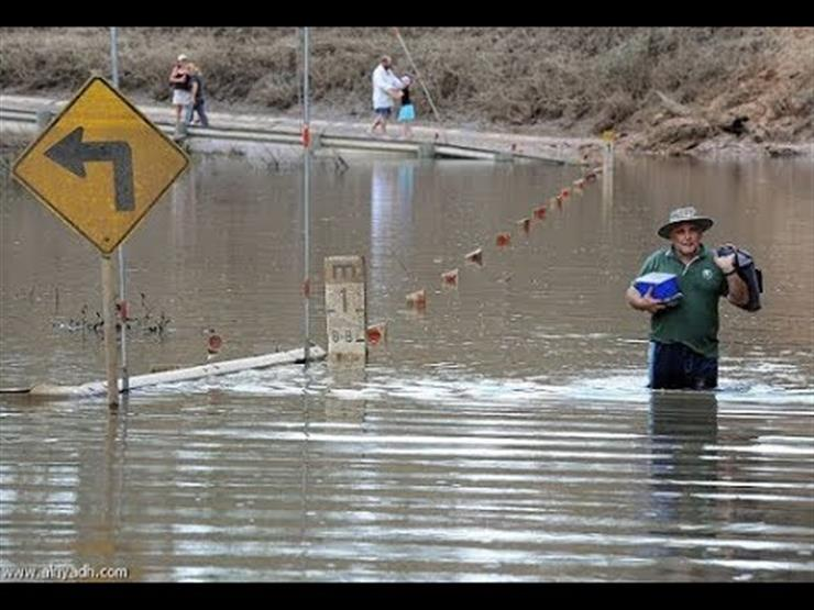 أخمدت أغلب الحرائق.. فيضانات تضرب غابات أستراليا