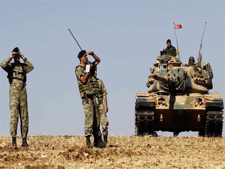 """""""سانا"""": القوات التركية تستهدف بالمدفعية محيط بلدة عين عيسى شمال الرقة"""