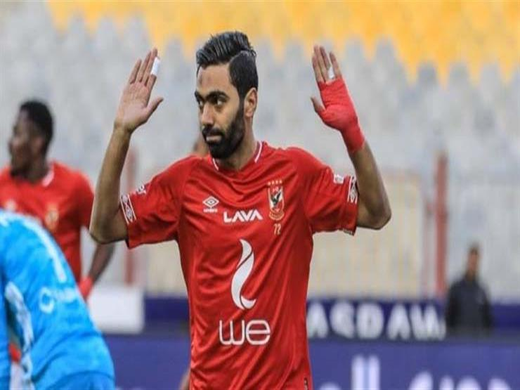 منذ 195 يوماً.. حسين الشحات يشارك لأول مرة مع الأهلي أمام نادي مصر