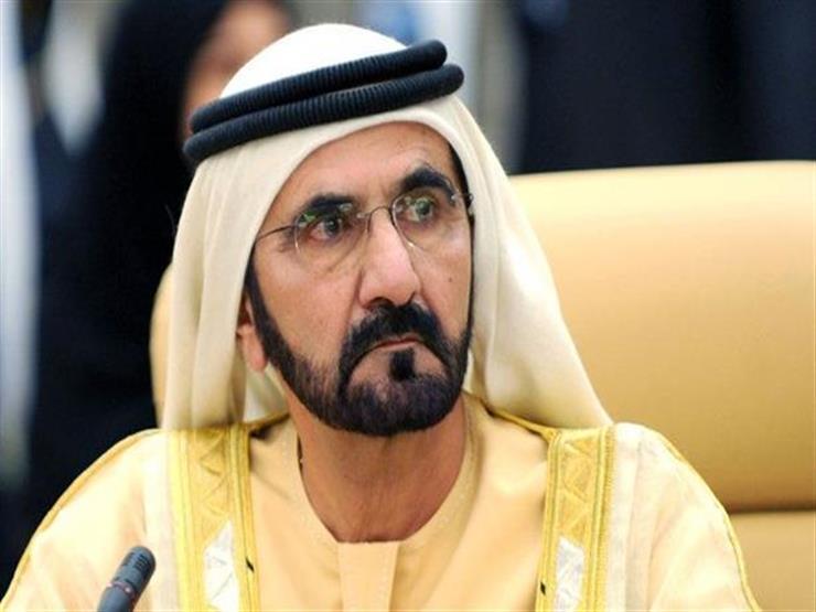 """بن راشد يتسلم رسالة لرئيس الإمارات للمشاركة في """"القمة الخليجية"""""""