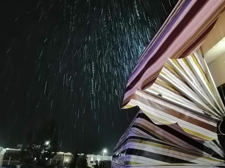 ثلوج وأمطار.. المنصورة تتعرض لموجة طقس سيئ غير مسبوق (فيديو)