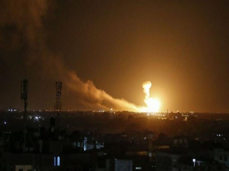"""جيش الاحتلال يطلق عملية """"حارس الأسوار"""" ويشن غارات جديدة على غزة (فيديو)"""