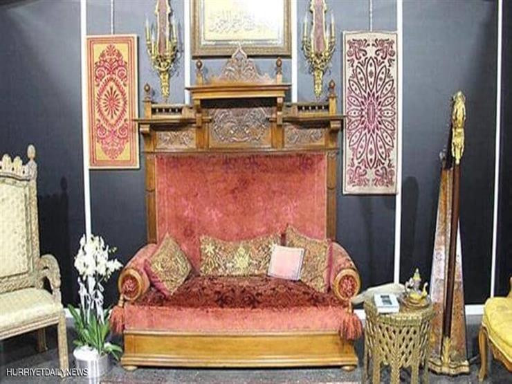 """مقابل 16 ألف دولار.. بيع """"كرسي العرش"""" يثير جدلا في تركيا"""