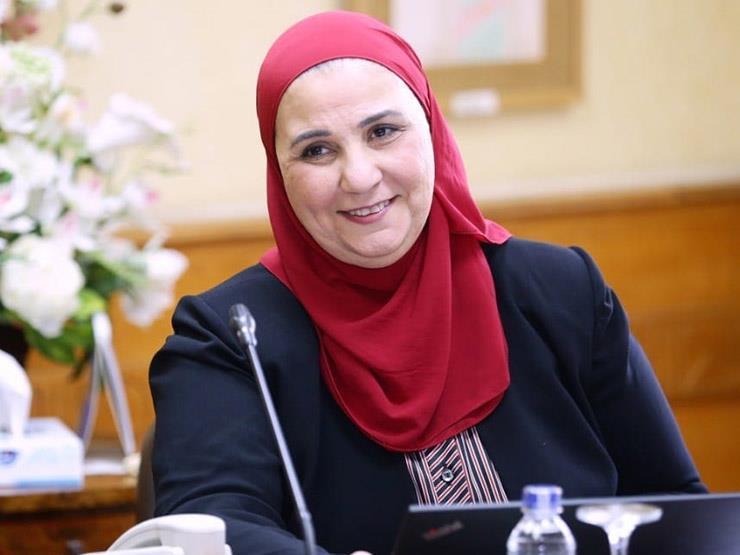 """وزيرة التضامن: 60 ألف أسرة تدخل """"تكافل وكرامة"""" الشهرين المقبلين"""
