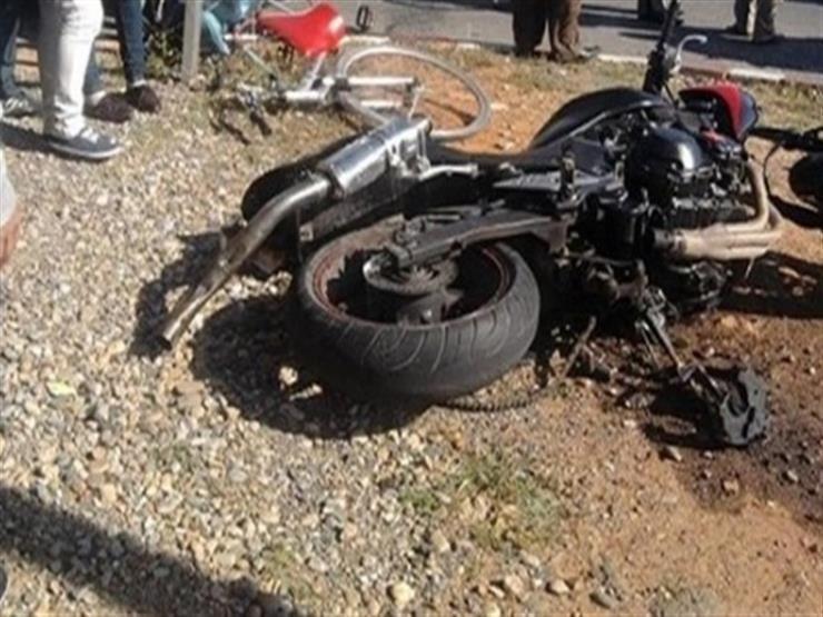 مصرع شخصين وإصابة آخر في حادث سير بدمياط