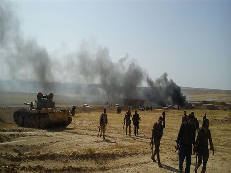مقتل عسكريين اثنين وجرح 7 آخرين من الجيش السوري في غارات إسرائيلية