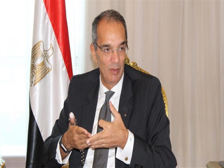 وزير الاتصالات: مصر المعلوماتية أول جامعة متخصصة في تكنولوجيا المعلومات في الشرق الأوسط