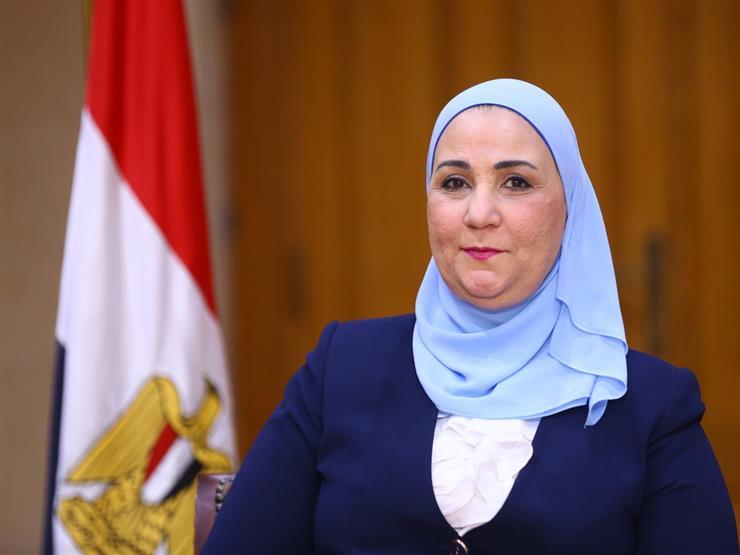 وزيرة التضامن: النهوض بالمجتمع لا يمكن أن يتم دون شراكة وثيقة مع الجمعيات الأهلية