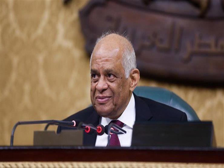 عبد العال ممازحاً وزير المالية: أخشى أن ترسل الحكومة قانونًا في آخر يوم عمل للبرلمان