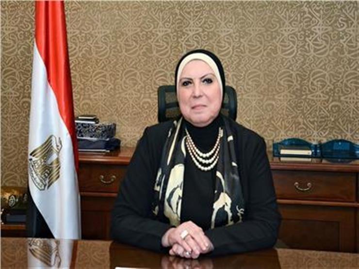 """وزيرة التجارة: """"منع تصدير البقوليات 3 أشهر لتوفير مخزون استراتيجي للمصريين""""- فيديو"""