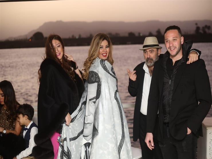 """حفيد فريد شوقي يفكر في التمثيل.. ووالدته تكشف لـ""""مصراوي"""" عن رأيها"""