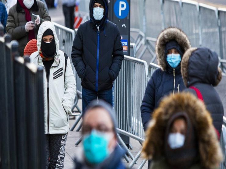 """فيروس كورونا ينتشر في نيويورك """"كقطار سريع"""""""