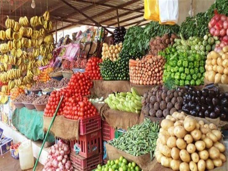 تعرف على أسعار الخضر والفاكهة في سوق العبور اليوم الأربعاء