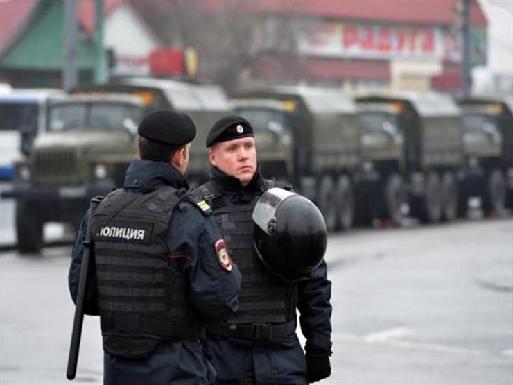 اعتقال أكثر من 1000 متظاهر في احتجاجات تأييد لنافالني في روسيا