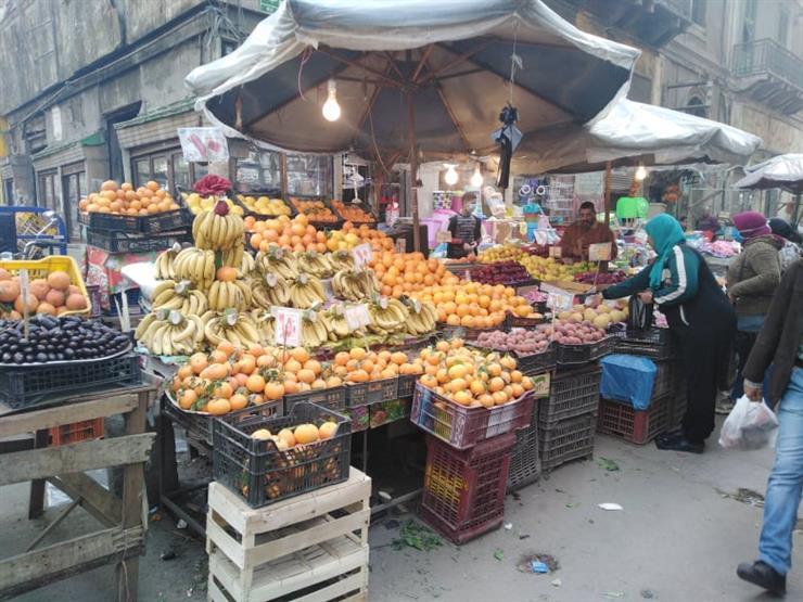 ننشر أسعار الخضروات والفواكه في سوق الجملة بدمياط