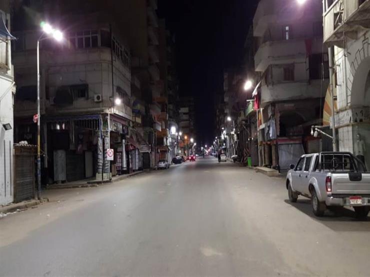 ضبط 20 شخصًا لاتهامهم باختراق حظر التجوال في كفر الشيخ