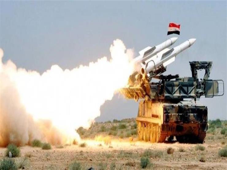 سانا: الدفاعات الجوية السورية تتصدى لعدوان إسرائيلي