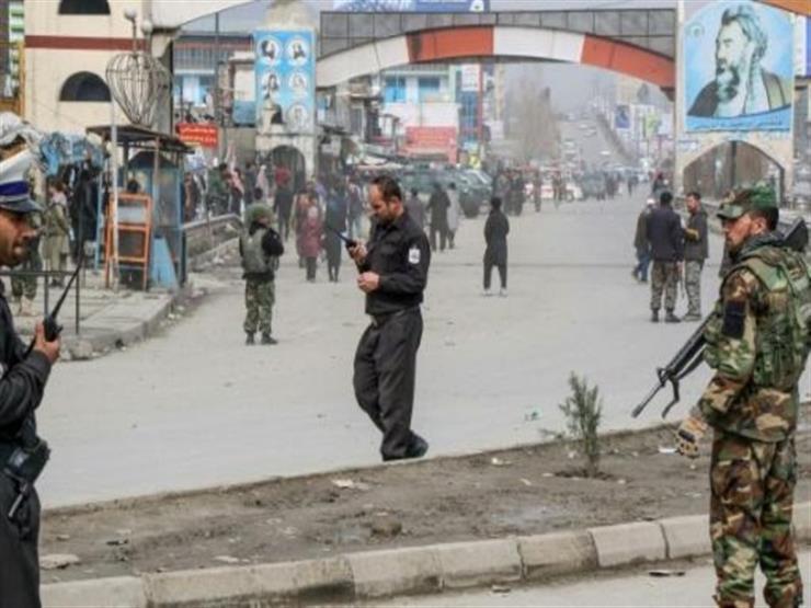 مقتل وإصابة شرطيين أفغانيين في هجوم مسلح بكابول