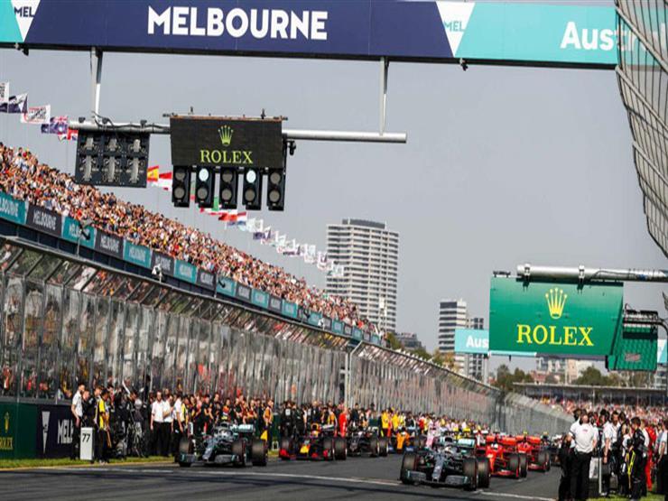 """أستراليا تتحدى كورونا.. بطولة العالم لـ""""فورمولا1"""" في موعدها بحضور جماهيري"""