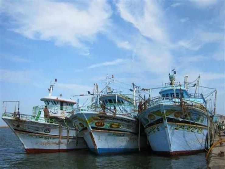 بعد توقف 24 ساعة.. استئناف حركة الملاحة بميناء البرلس في كفر الشيخ