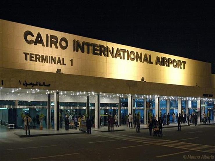 مطار القاهرة يستقبل أولى الرحلات من سان بطرسبرج الروسية