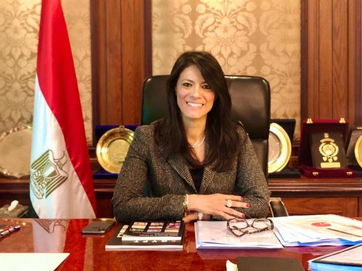 """المشاط تستعرض التقارير الدولية الإيجابية عن نمو اقتصاد مصر بمنتدى """"HSBC"""""""