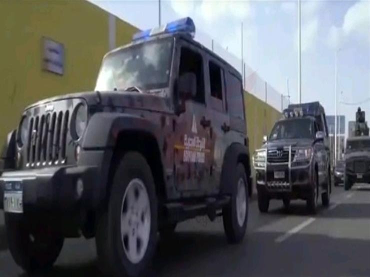 ضبط 6 كيلو بانجو خلال حملة أمنية في أسوان