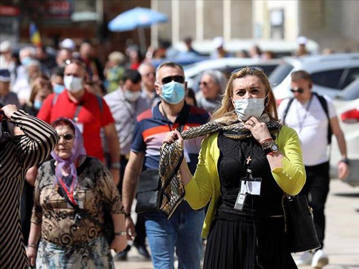 الصحة الفلسطينية: 410 إصابات جديدة بفيروس كورونا