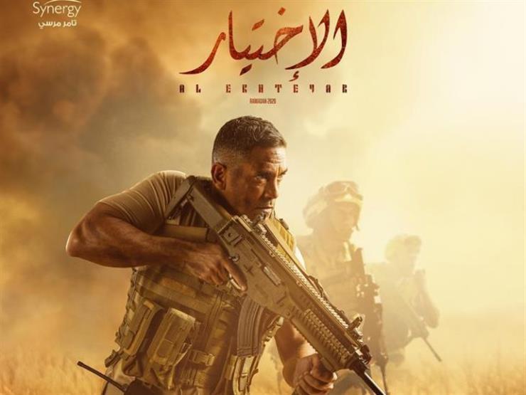"""في الحلقة الثانية من """"الاختيار"""": السيسي وزيرًا للدفاع.. و""""عشماوي"""" يخرج من الخدمة"""