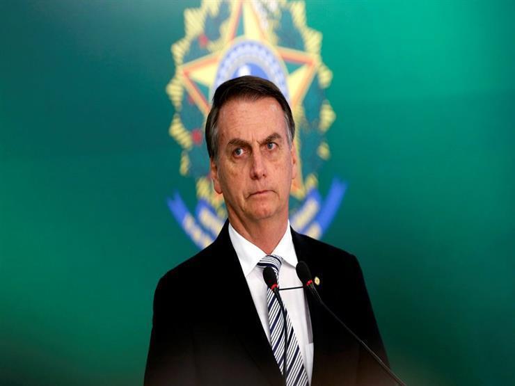 رئيس البرازيل يخضع لفحص كورونا بعد ظهور الأعراض عليه