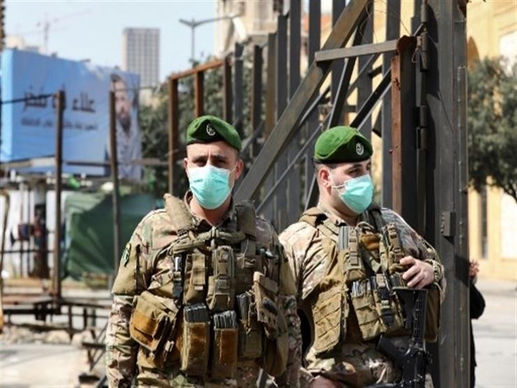 انتشار مكثف لقوات الجيش اللبناني لوقف إطلاق النار العشوائي في خلدة بلبنان