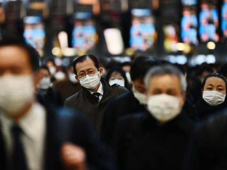 """اليابان تسجل أكثر من 6 آلاف إصابة بفيروس """"كورونا"""" لأول مرة منذ يناير"""