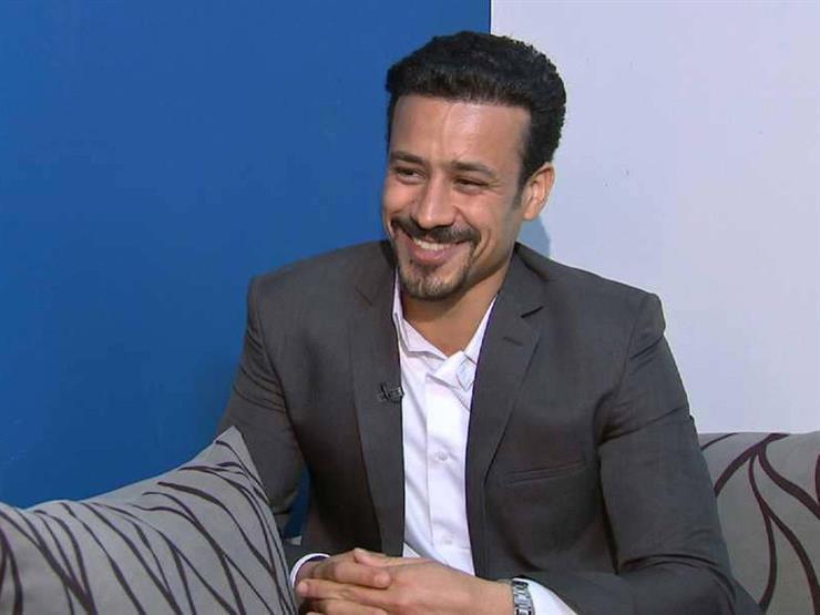 هكذا هنأ أحمد داود زوجته بعيد ميلادها