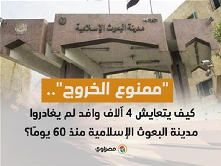 """""""ممنوع الخروج"""".. كيف يتعايش 4 آلاف وافد لم يغادروا مدينة البعوث الإسلامية منذ 60 يومًا؟"""