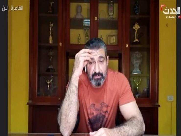 ياسر جلال يكشف سبب تعرضه لوعكة صحية على الهواء مع لميس الحديدي