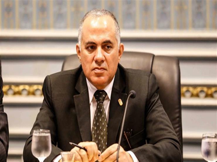 وزير الري يكشف عن استراتيجية الدولة لإدارة الموارد المائية حتى 2050