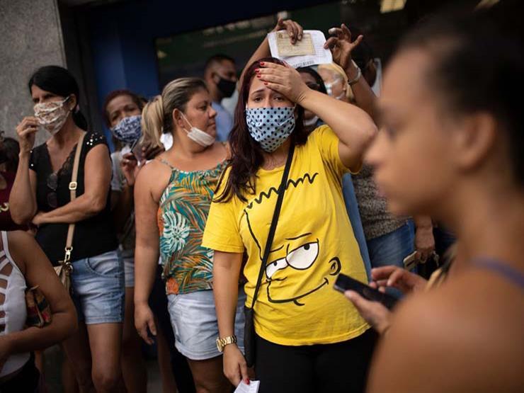 البرازيل تسجل أكثر من 44 ألف إصابة جديدة بكورونا و1025 وفاة