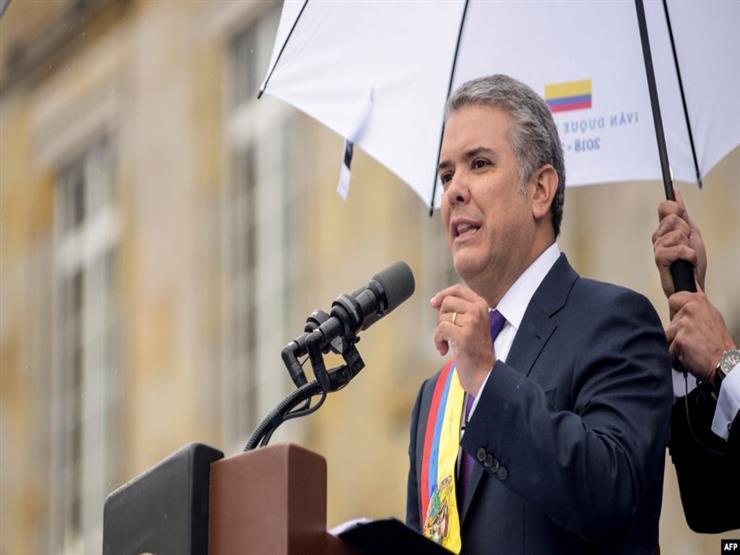 الرئيس الكولومبي يصل كوريا الجنوبية في زيارة رسمية