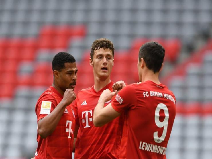 مفاجأة مدوية.. فريق درجة ثانية يطيح ببايرن ميونيخ من كأس ألمانيا