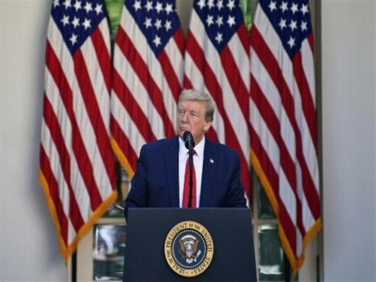 ترامب: لا أدعو للعنف وأناشد الأمريكيين بتهدئة الوضع