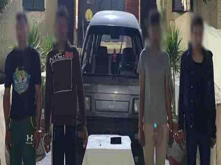 سقوط تشكيل عصابي لسرقة السيارات من قائديها بالإكراه في الإسكندرية