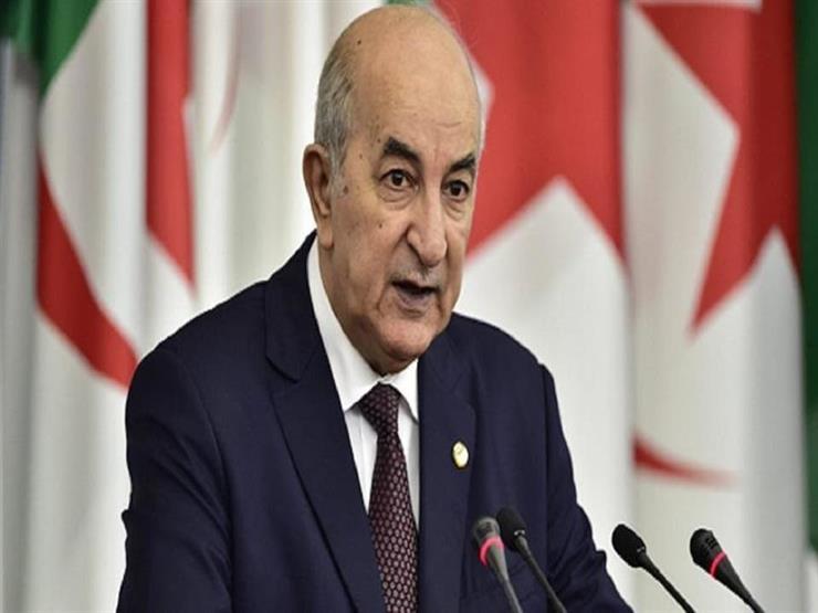 الرئيس الجزائري يشيد بتضحيات الشعب الفلسطيني المقاوم للاحتلال